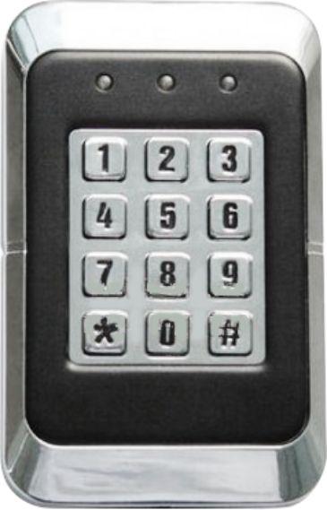 Sistem de acces cu actionare prin cod ECK-02A