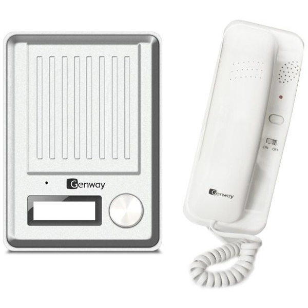 Interfon de vila pentru o familie set Genway DS2H4
