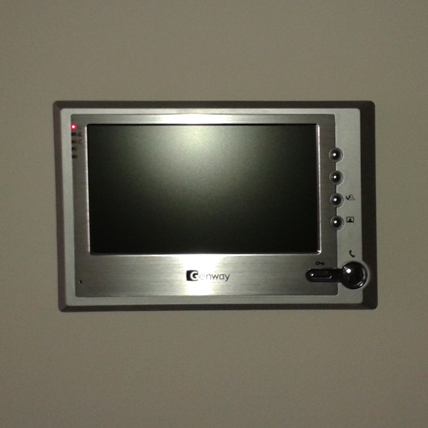 Monitor videointerfon Genway