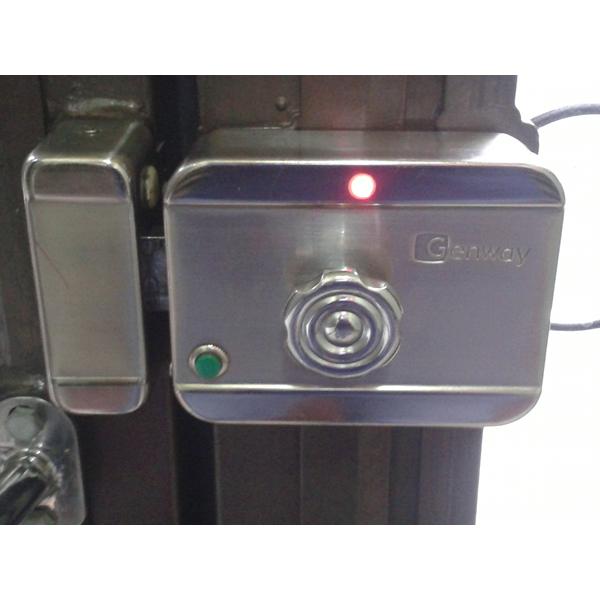 Yala electromagnetica cu motor