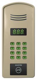 Interfon ELECTRA - Panou de apel semiduplex cu cititor de proximitate analog ELECTRA