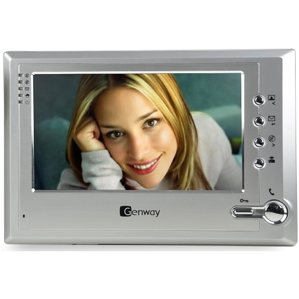 Post suplimentar interfon video color Genway