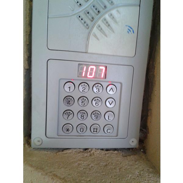Montaj interfoane