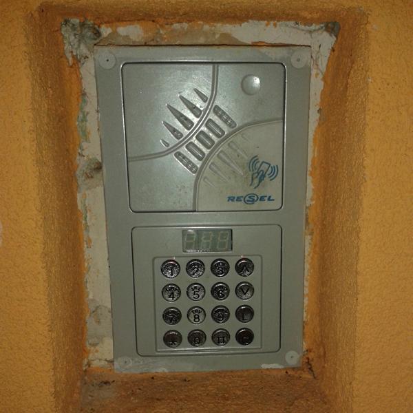 Interfon vila