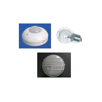 Set de iluminat cu senzor de miscare (proximitate) Genway