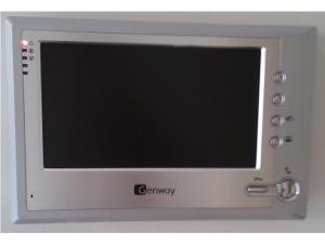 monitor-videointerfon-genway8x